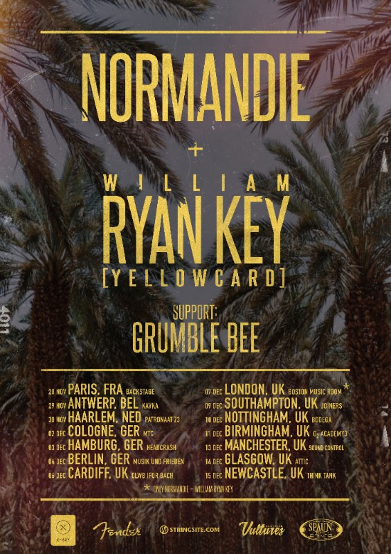 Concert Normandie et Ryan Key