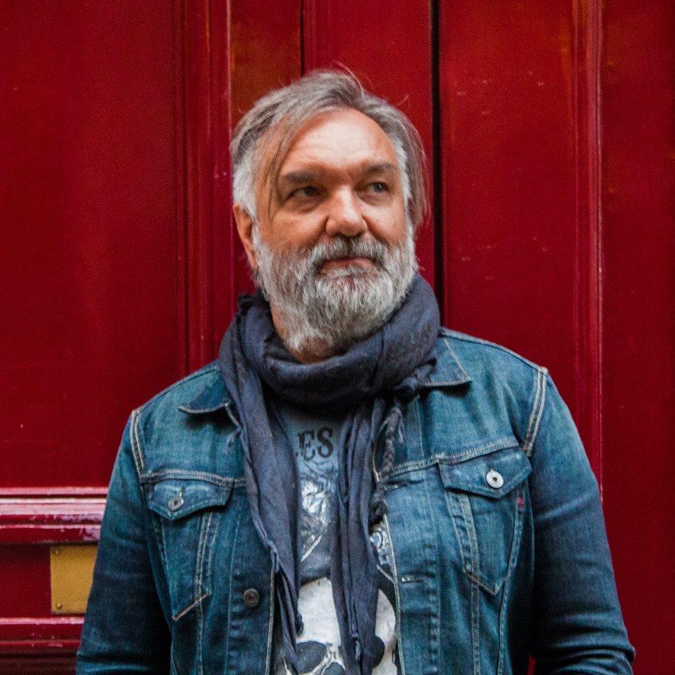 Boban, cofondateur des Metaldays